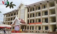 Xithanaxay secondary school opens as Party leader and President Nguyen Phu Trong's gift to Bolikhamxay