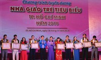 Vietnamese Teachers' Day celebrated