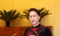National Assembly Chairwoman Nguyen Thi Kim Ngan visits the Republic of Korea