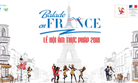 """Balade en France"" introduces French culture to Hanoi"