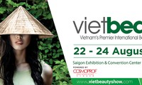 450 foreign cosmetic firms to attend largest beauty trade show in Ho Chi Minh City