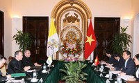 Vietnam-Vatican Joint Working Group meets in Hanoi