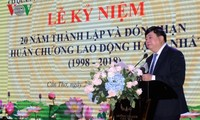 VOV Mekong Delta bureau honored with Labor Order, First Class