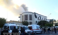UN condemns attack on Libya's Foreign Ministry headquarters