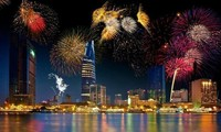 Da Nang to set off fireworks to welcome New Year