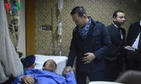 Vietnamese Embassy in Egypt discusses measures to support victims of bomb attack