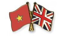 Vietnam, UK hold political consultation