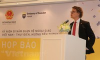 Vietnam, Sweden mark 50 years of diplomatic relations