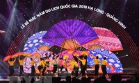 National Tourism Year 2018 wraps up in Quang Ninh