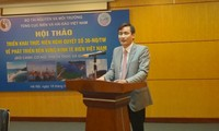 Vietnam seas and islands: strategy for sustainable maritime economy