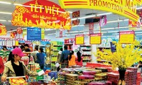 Businesses meet consumption demands for Tet