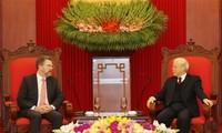 Australian Senate President concludes Vietnam visit