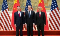 New round of US-China trade talks begin in Washington