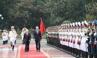 Milestones in Vietnam-Argentina relations