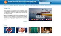 Website on CPTPP upgraded