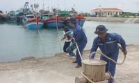 Sinh Ton dry dock