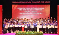 Ha Tinh marks 88th anniversary of HCM Communist Youth Union
