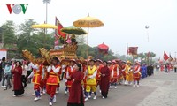 Hung Kings' death anniversary promotes national solidarity, strength