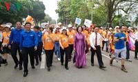 """Vietnam to host """"10,000 Steps Walking Challenge"""""""