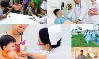 Immunization and preventive health in Vietnam