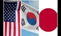 South Korea, US, Japan discuss North Korea's projectile launch