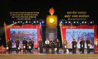 60th anniversary of Ho Chi Minh Trail celebrated in Nghe An