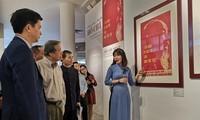 Propaganda poster exhibition honours President Ho Chi Minh