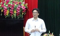 Deputy PM receives Australia-Vietnam young leadership dialogue's members
