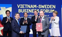 Vietnam welcomes more investment from Sweden