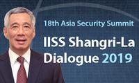 Sino-US competition tops Shangri-La Dialogue 2019