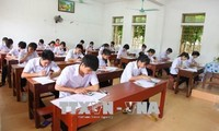 Best support for students taking national high-school exams