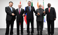 BRICS nations underscore WTO role, oppose protectionism