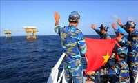 Vietnam consistently, peacefully defends its sovereign right