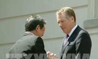 Japan, US conduct new trade talks