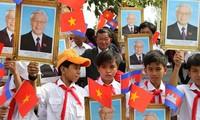Consolider la solidarité et l'amitié Vietnam-Cambodge