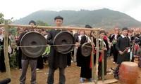 L'invocation à la pluie chez les Kho Mu