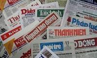 La liberté de la presse au Vietnam