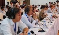 Fin de la conférence de mi-mandat du groupe consultatif des bailleurs de fonds