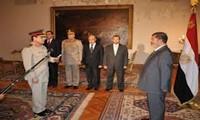 Lame de fond sur la scène politique en Egypte