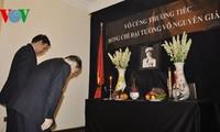 Cérémonie en mémoire du général Vo Nguyen Giap en Arabie Saoudite