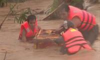 Le centre du Vietnam et les hauts plateaux du Tay Nguyen dévastés par les crues