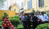 La jeunesse de la capitale se souvient du secrétaire général Tran Phu