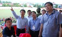 Diverses commémorations du 60ème anniversaire de la victoire de Dien Bien Phu