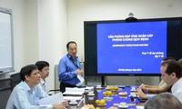 Le Vietnam est capable de dépister le virus d'ébola