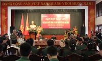 Rencontre pour commémorer les 70 ans de l'armée vietnamienne
