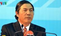 Nguyen Ba Thanh est rentré à Danang