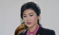 Thaïlande: la première ministre déchue Yingluck Shinawatra inculpée