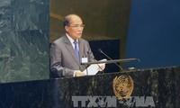 L'Assemblée nationale oeuvre pour le développement durable du monde