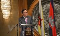 Le Vietnam invite l'AIPA à s'impliquer dans la création de la Communauté de l'ASEAN