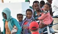 Migrants: l'Union européenne face à l'urgence